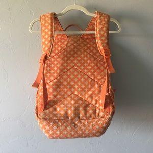 Vera Bradley Bags - Vera Bradley Orange Backpack